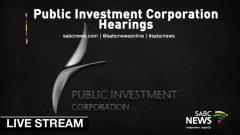 Public Investment Corporation live stream