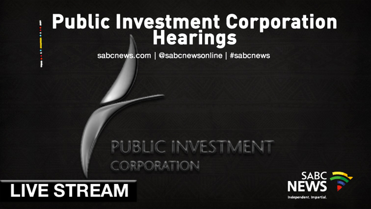 Public Investment Corporation live stream