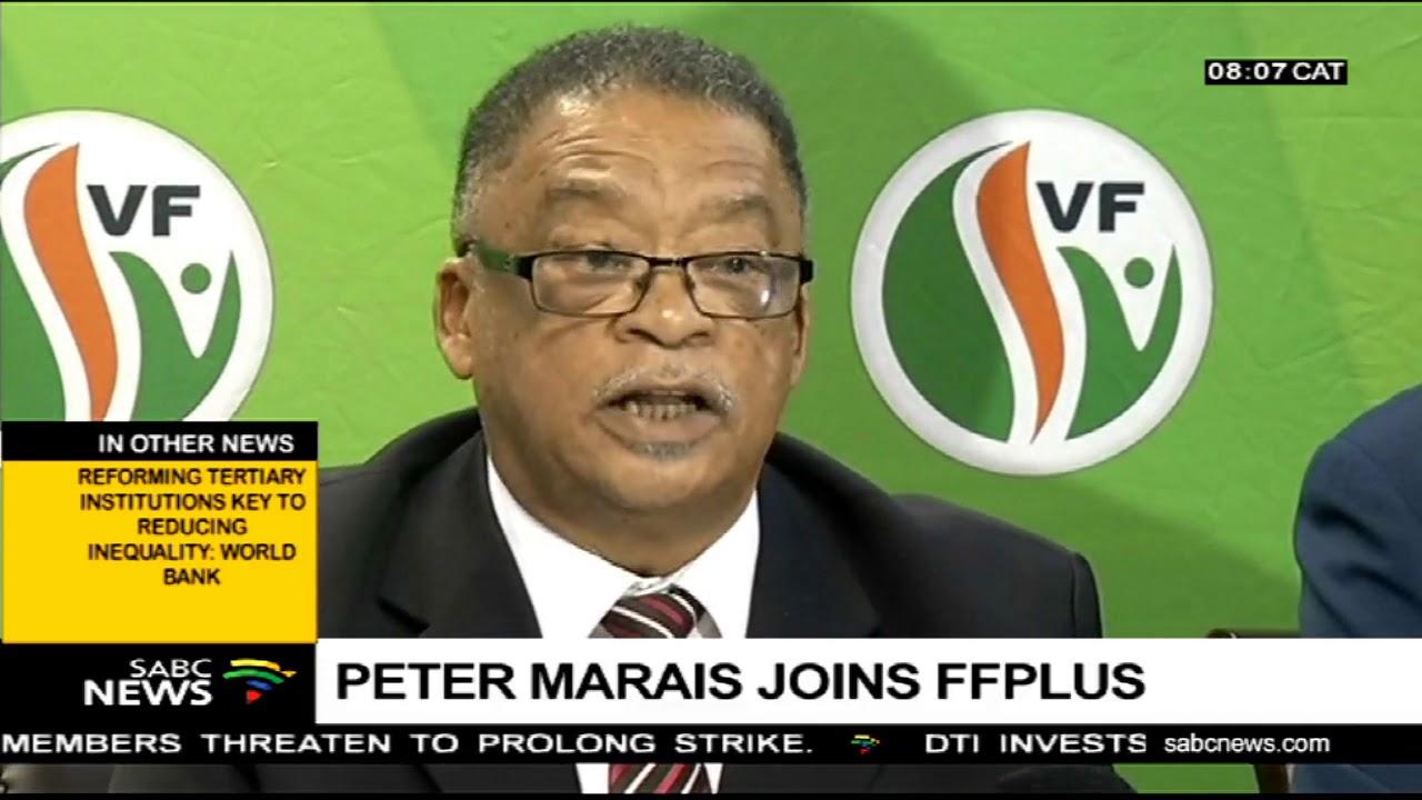 Peter Marais'