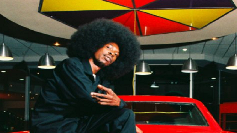 "Thulani ""Pitch Black Afro"" Ngcobo"
