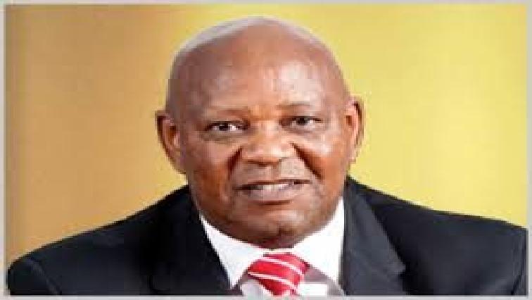 Reverend Vukile Mehana