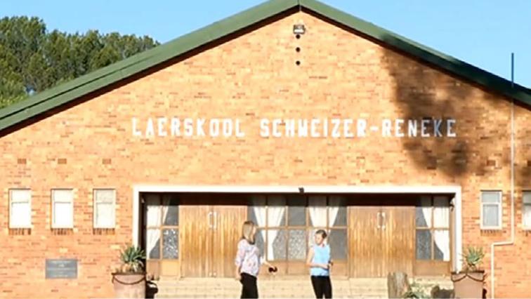 Laerskool Schweizer-Reneke building
