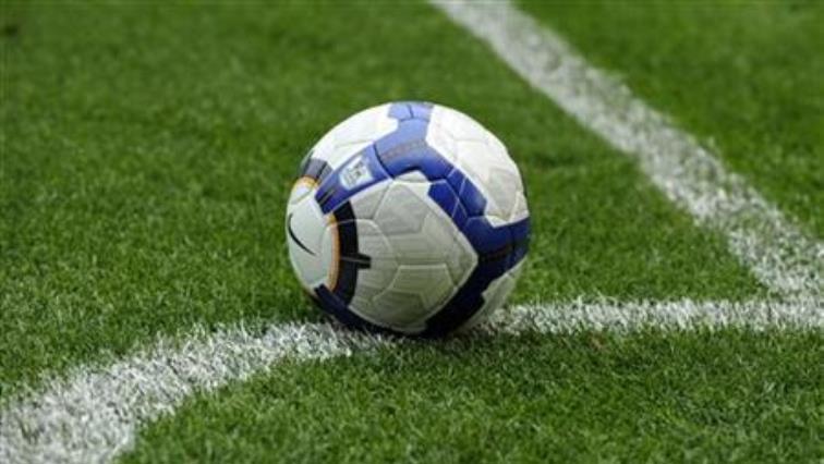 SABC News Soccer ball Reuters