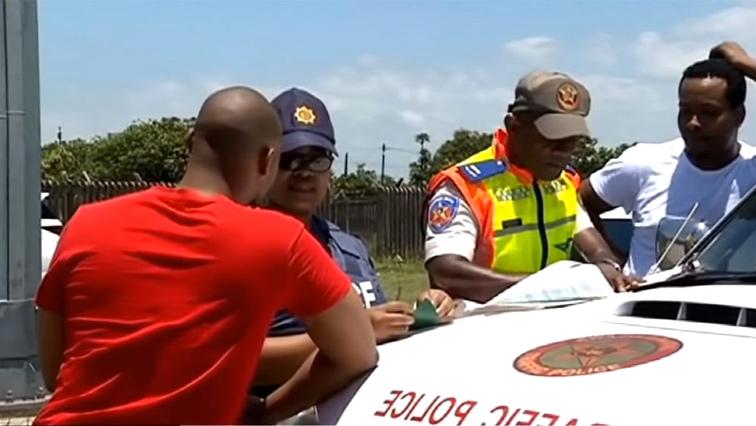Traffic arrests