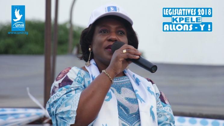 SABC News Yawa Djigbodi Tsegan (Unir Togo)