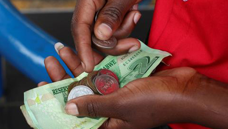 Person counting Zim Dollars