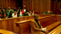 Timothy Omotoso in court.