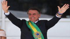 Brazil's new President Jair Bolsonaro