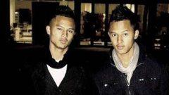 Tony-Lee and Brandon-Lee Thulsie.
