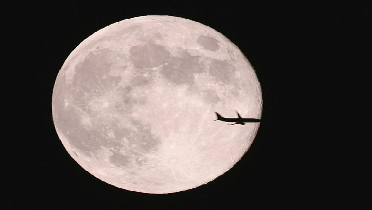 China probe Space Landing