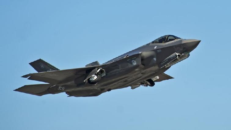 F-35 warplane