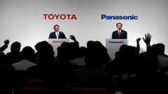 Toyota and Panasonic