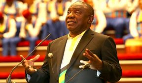 SABC NEWS Ramaphosa.JPG Twitter@MyANC 288x169 - Ramaphosa condemns what he calls 'bogus religious' leaders
