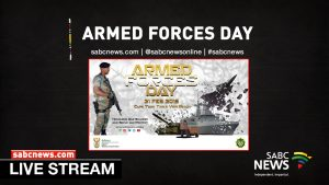 SABC News ARMED FORCES DAY LIVESTREAM 300x169 - WATCH: National Armed Forces Day
