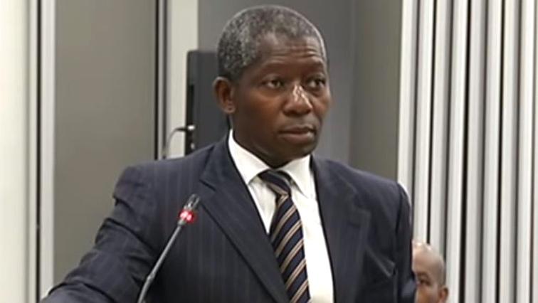 State capture commission senior counsel Vincent Maleka.
