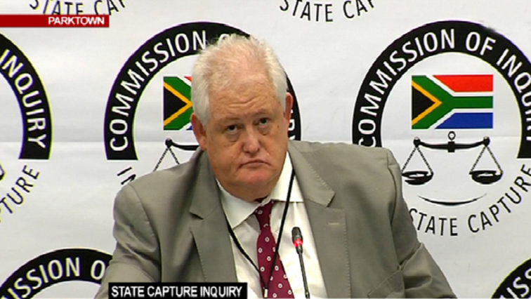 Angelo Agrizzi at State Capture