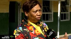 Basic Education Minister, Angie Motshekga