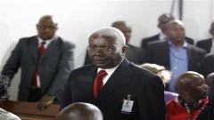 Former president of Mozambique Armando Guebuza.
