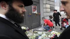 Brussels museum murder victims memorial