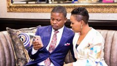 Bushiri and wife Mary