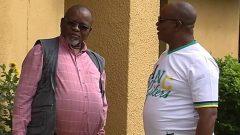 ANC chairperson Gwede Mantashe