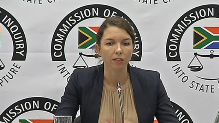National Treasury Economist, Catherine MacLeod