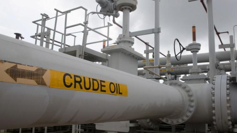 SABC News Crude oil R - Oil edges up after strong economic data, but ends week lower