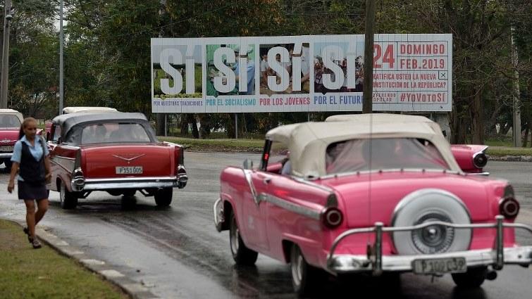 SABC News Cuba AFP