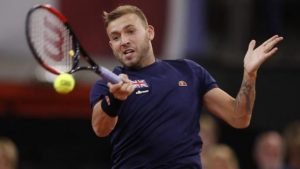 SABC News Dan Evans Reuters 300x169 - Evans in second career final after upsetting Isner at Delray