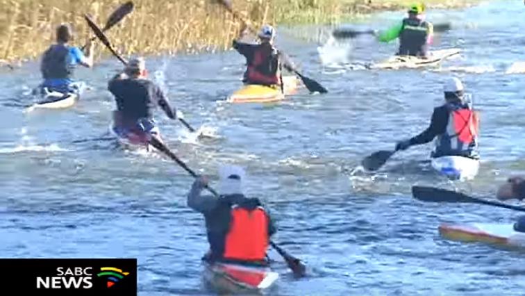 2019 FNB Dusi Canoe Marathon