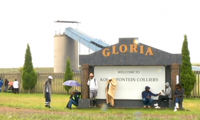 SABC News Gloria Coal Mine SABC 282x169 - Families to soon start identifying Gloria Coal mine bodies