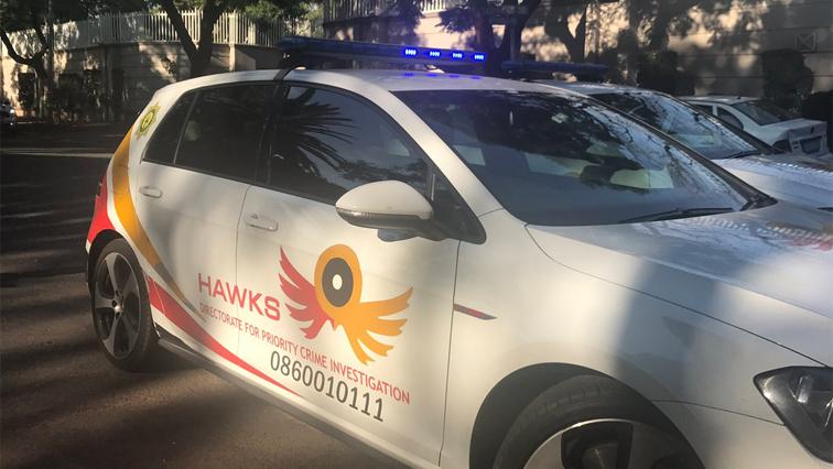 Hawks car.