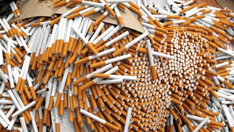 Counterfeit cigarettes