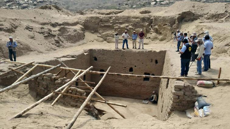 Incan Tomb