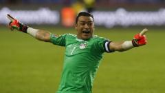 Ismaily goalkeeper.