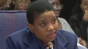 SABC News Jiba 1 300x169 - Jiba expected to be cross-examined in Mokgoro Enquiry