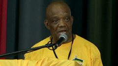 North West Premier Job Mokgoro
