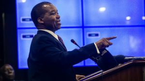 SABC News John Mangudya AFP 300x169 - Zimbabwe's currency reality check puts plaster on deep wound