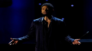 SABC News Jussie Smollett Reuters 2 300x169 - Empire actor pleaded not guilty for lying to police