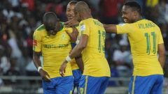 Sundowns players