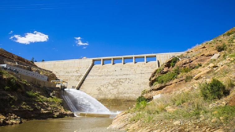 Metolong Dam