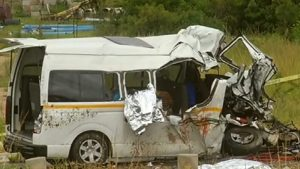 SABC News Minibus Taxi Crash 300x169 - Many South Africans rely on taxis for transport: Report