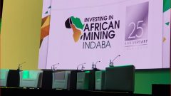 The Mining Indaba Poster