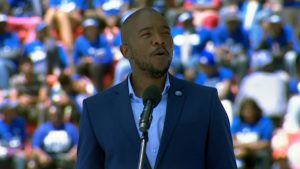 SABC News Mmusi Maimane 2 300x169 - WATCH: Job creation key to reforming SA's economy- Maimane