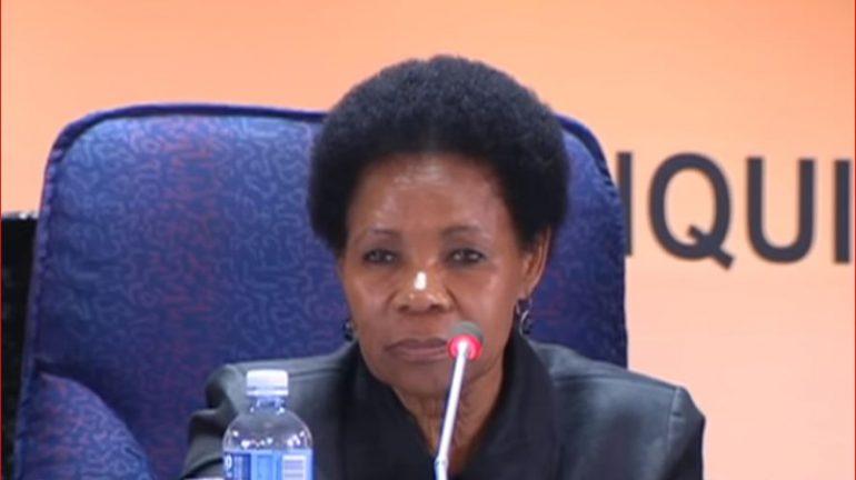 Justice Yvonne Mokgoro