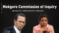Lawrence Marwedi and Nomngcobo Jiba