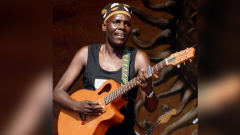 Late music icon Oliver Mtukudzi.