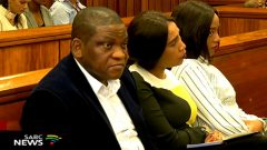 Timothy Omotoso with his co-accused.