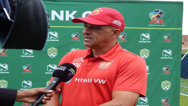 Coach Owen Da Gama