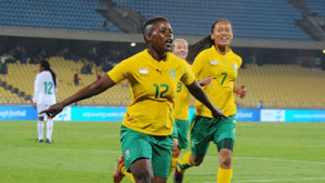 SABC News Portia Modise www.sascoc.co .za  300x169 - Former soccer players equipped with new skills and knowledge